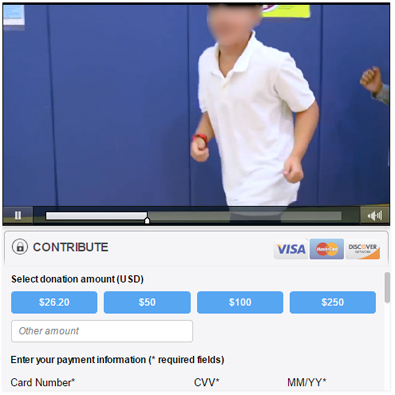 Video Checkout Services from Credit Cards, NJ helps you grow your sales and donations!